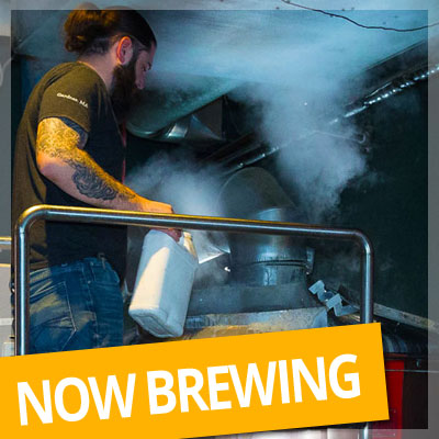 Now Brewing at Moon Hill Brewing Co - Gardner Ale House