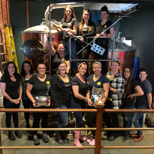 Pink Boots Crew - Moon Hill Brewing Co