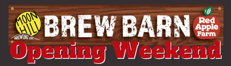 Red Apple Farm - Brew Barn Opening Weekend, June 21st 2019