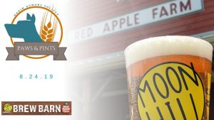 Paws & Pints at the Brew Barn @ Brew Barn | Phillipston | MA | United States