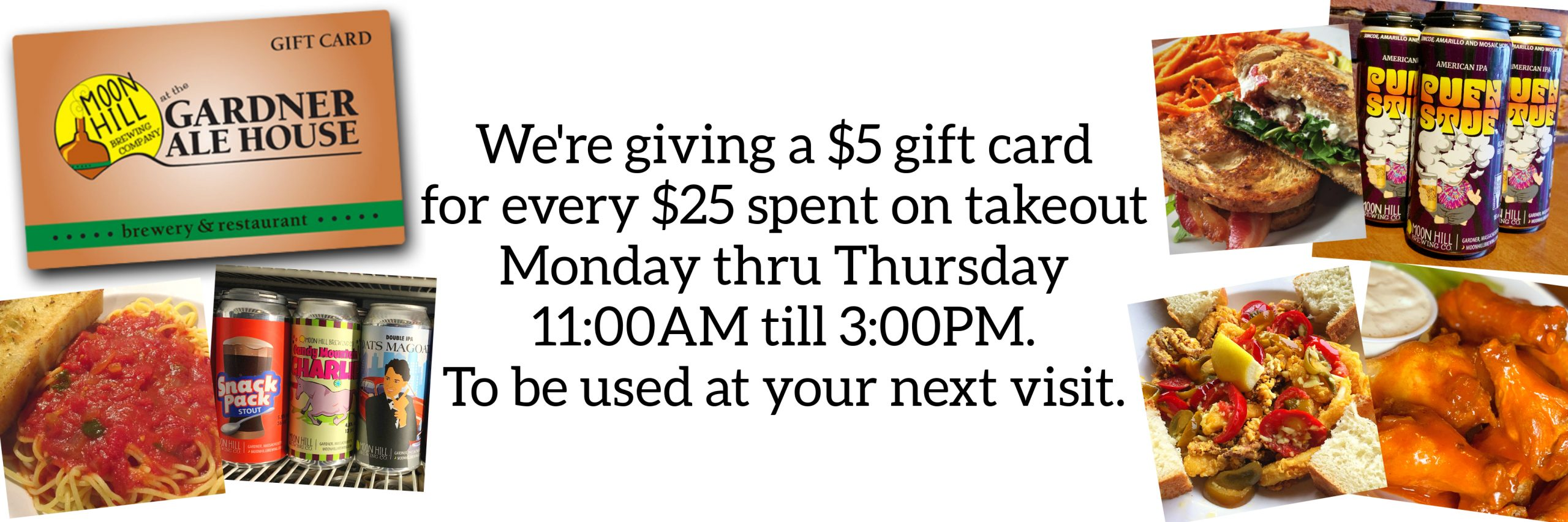 Spend $25 Get a $5 Gift Card