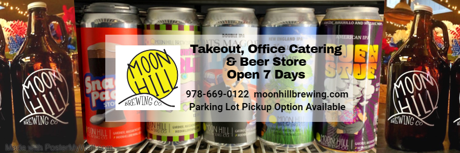 Takeout, Office Catering & Beer Store Open 7 Days