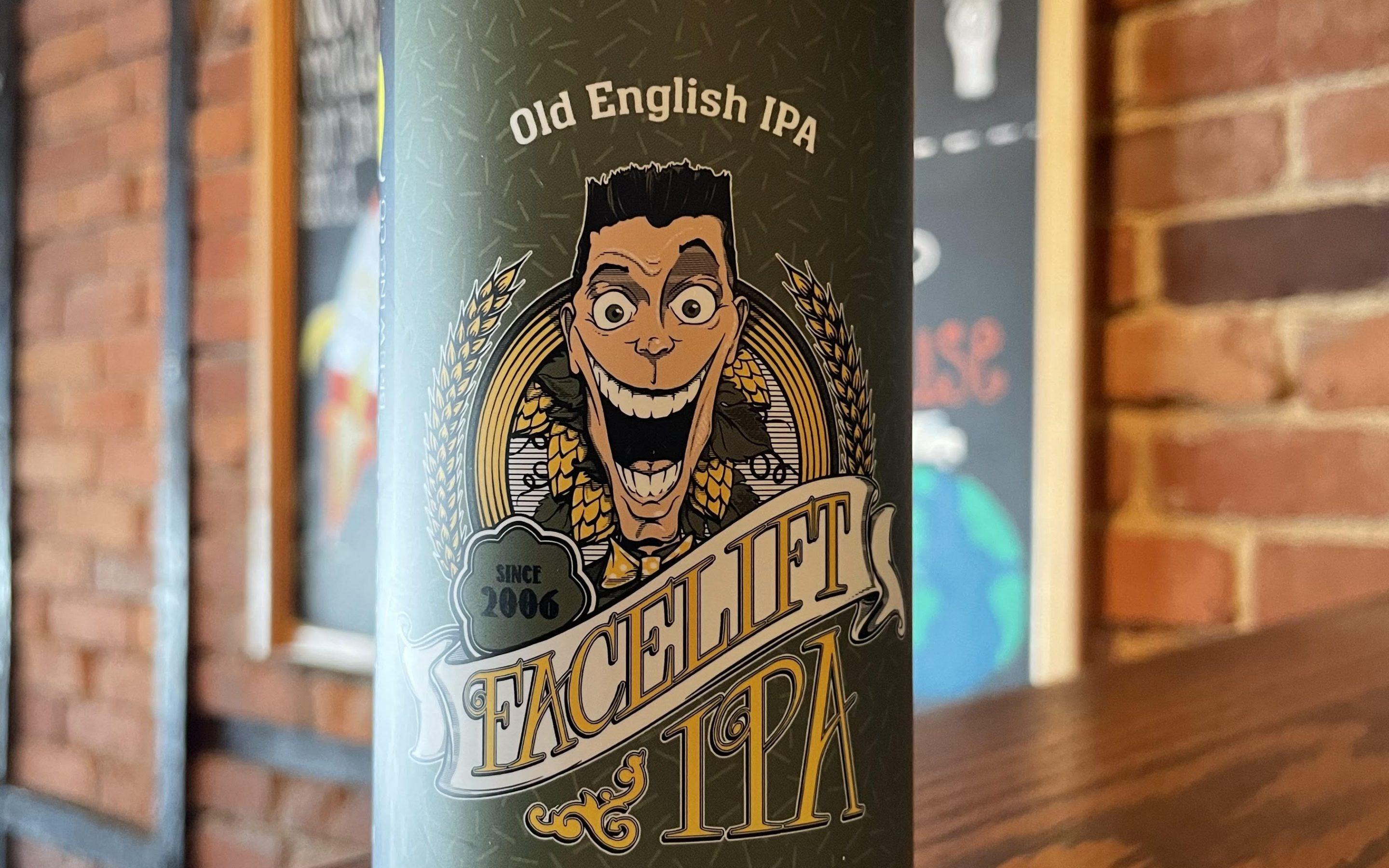 Facelift Old English IPA