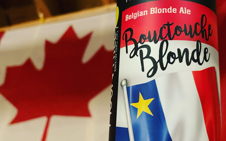 Bouctouche Blonde